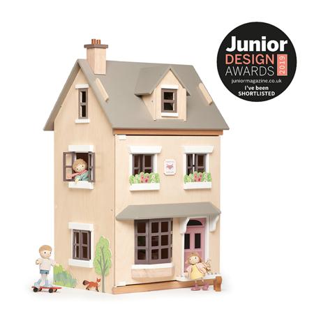 Slika Tender Leaf Toys® Luksuzna hiška Foxtail Villa