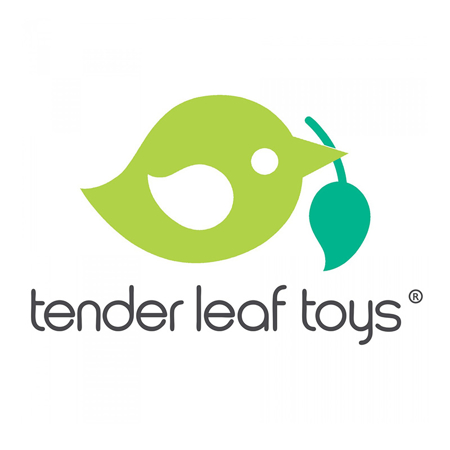 Tender Leaf Toys® Otroška soba za lutke Dolls House Nursery Set