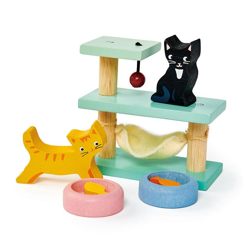 Tender Leaf Toys® Mucke Pet Cats Set