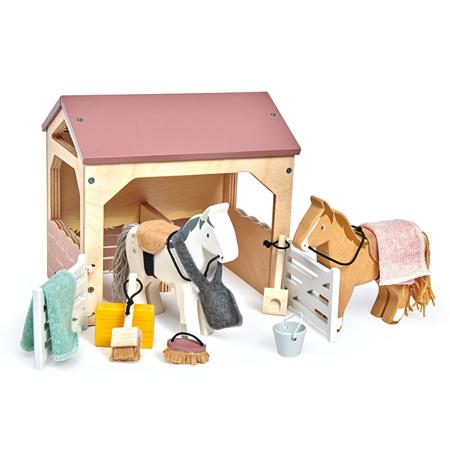 Slika Tender Leaf Toys® Hlev The Stables