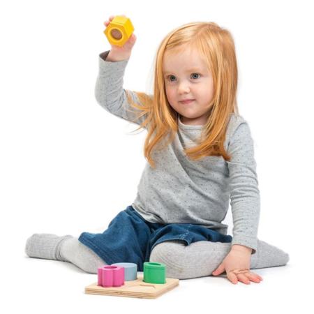 Tender Leaf Toys® Aktivnostni igrača za vid Visual Sensory Tray