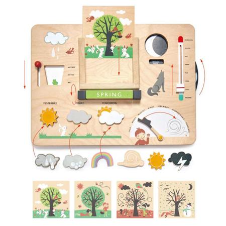Slika Tender Leaf Toys® Aktivnostna igrača Vreme Weather Watch