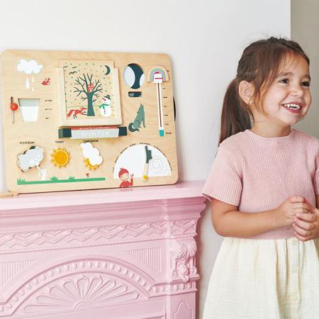Tender Leaf Toys® Aktivnostna igrača Vreme Weather Watch