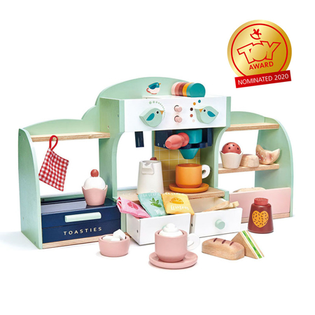 Slika Tender Leaf Toys® Kavarana Bird's Nest Café