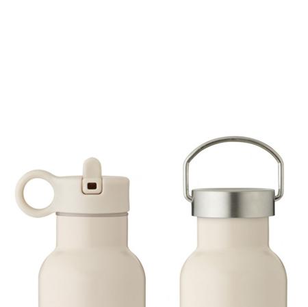 Liewood® Termo steklenička Neo Panda Light Grey 500ml