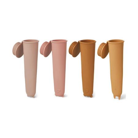 Liewood® Silikonski modelčki za sladoled Rose Multi Mix