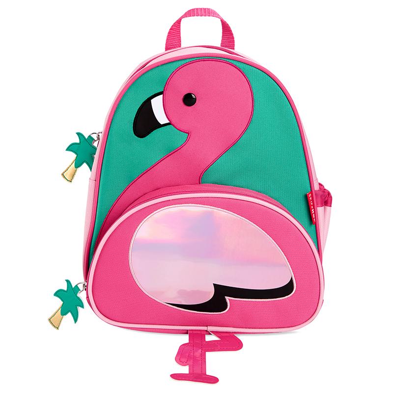 Skip Hop® Otroški nahrbtnik Flamingo