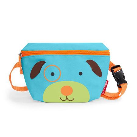 Slika Skip Hop® Otroška torbica za pas Kuža