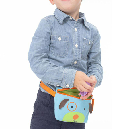 Skip Hop® Otroška torbica za pas Kuža