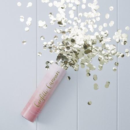 Slika Ginger Ray® Strelec konfetov Pink Ombre