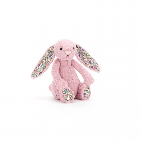 Slika Jellycat® Plišasti zajček Blossom Tulip Small 18cm