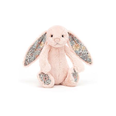 Slika Jellycat® Plišasti zajček Blossom Blush Small 18cm