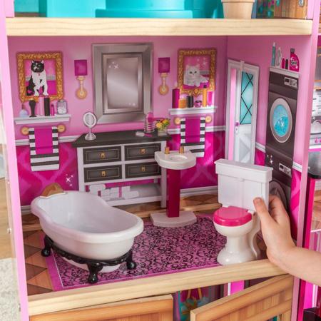 KidKraft® Velika hiška za punčke Shimmer Mansion