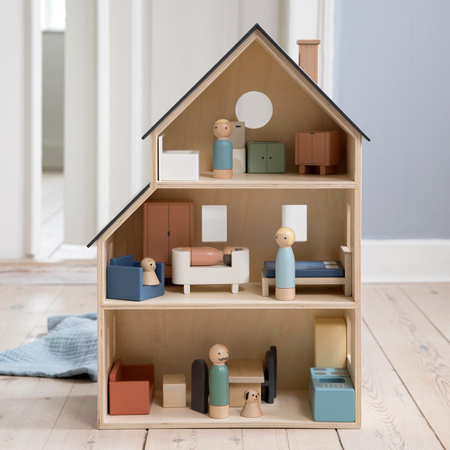 Slika Sebra® Hiška za punčke