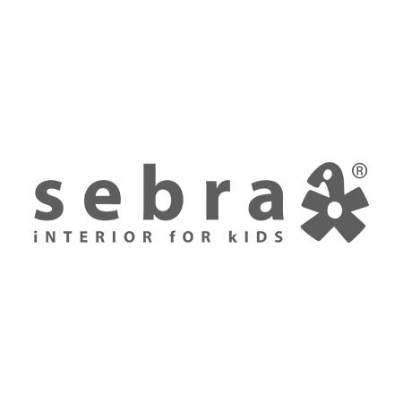 Sebra® Rjuha White Baby 70x120