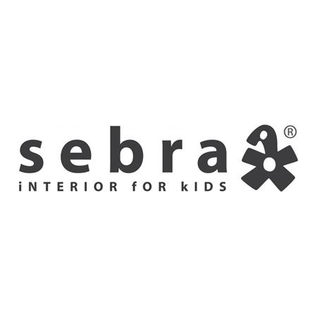 Sebra® Previjalna komoda s predali Classic White