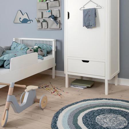 Slika Sebra® Ograja za posteljo Sebra Classic White