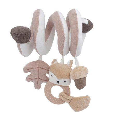 Sebra® Aktivnostna spirala Mushroom Brown