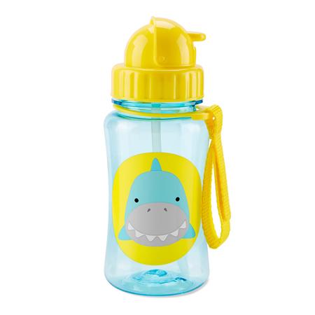 Skip Hop® Steklenička s slamico Morski Pes