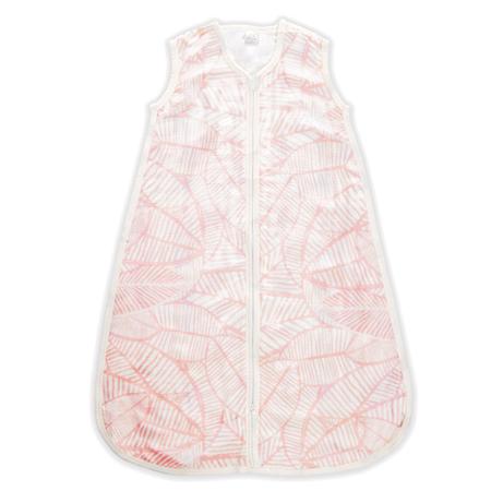 Slika Aden+Anais® Letna spalna vreča iz bambusa (Tog 1.0) - Island Getaway (0-6m)