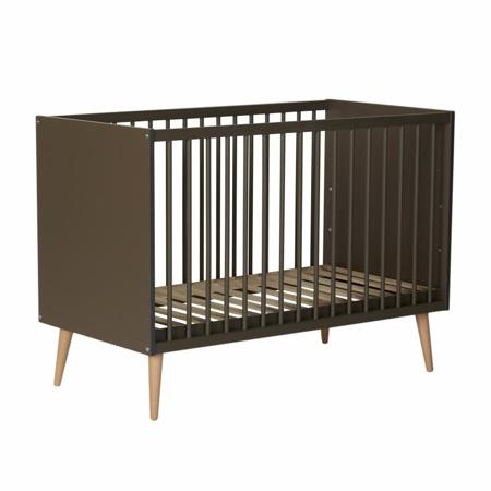 Slika Quax® Otroška posteljica Cocoon 120x60 Moss
