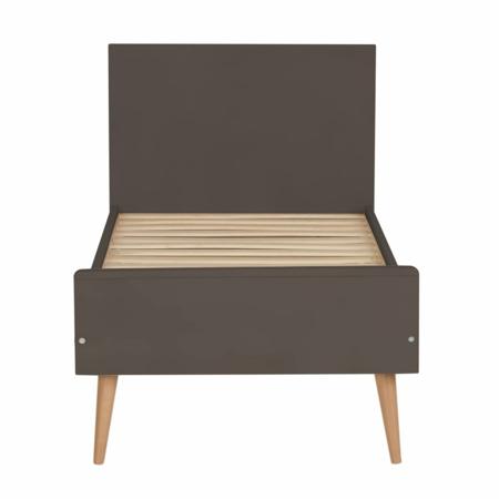 Quax® Otroška posteljica Cocoon 140x70 Moss