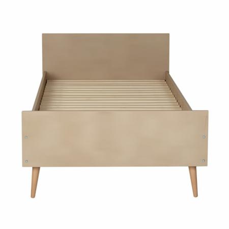 Quax® Otroška postelja Cocoon 200x90 Latte