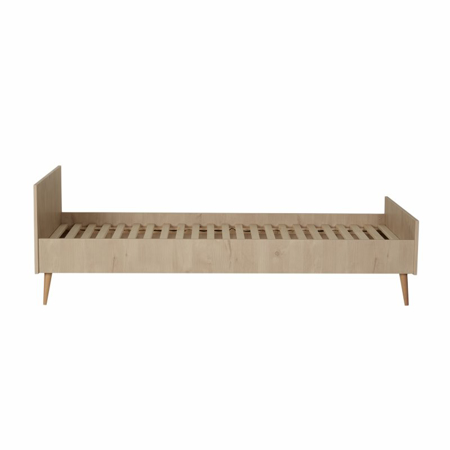 Quax® Otroška postelja Cocoon 200x90 Natural Oak