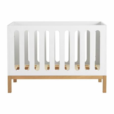Quax® Otroška posteljica Indigo 120x60 White