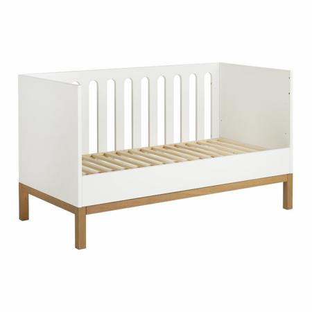 Slika Quax® Otroška posteljica Indigo 140x70 White