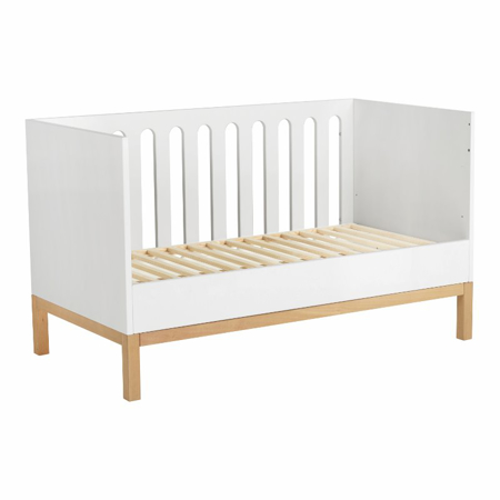 Quax® Otroška posteljica Indigo 140x70 White