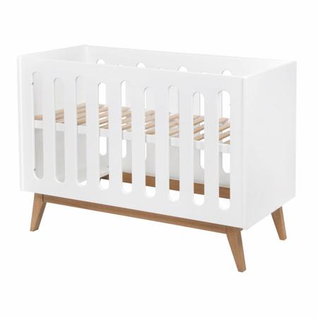 Quax® Otroška posteljica Trendy 120x60 White