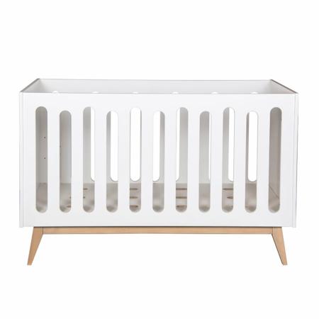 Slika Quax® Otroška posteljica Trendy 140x70 White