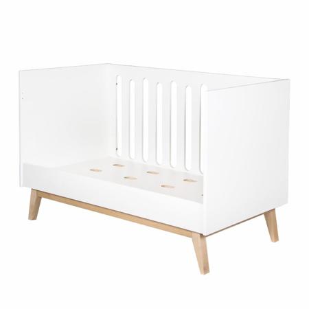 Quax® Otroška posteljica Trendy 140x70 White
