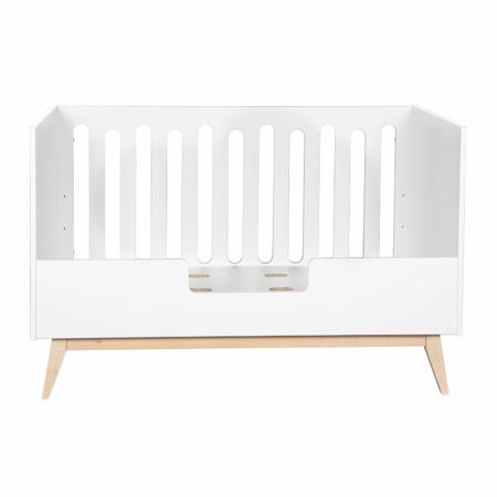 Slika Quax®  Ograjica za otroško posteljico Trendy 140x70 White