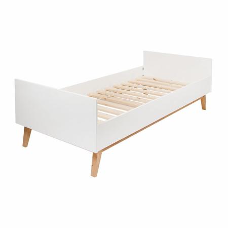 Slika Quax® Otroška postelja Trendy 200x90 White