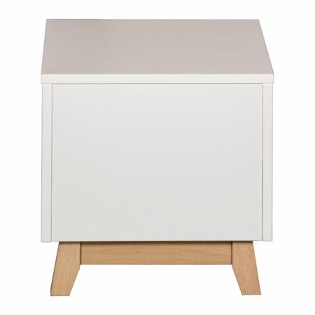 Quax® Nočna omarica Trendy White
