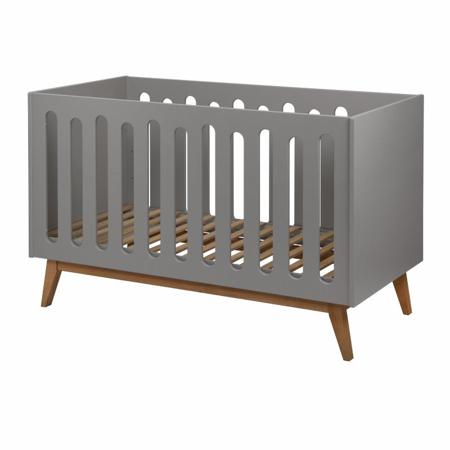 Slika Quax® Otroška posteljica Trendy 140x70 Griffin Grey