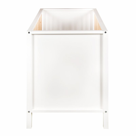 Quax® Otroška posteljica Nordic 120x60 White