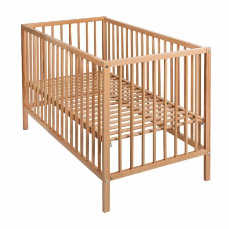 Quax® Otroška posteljica Lina 120x60 Natural
