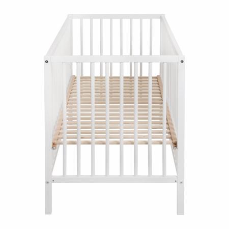 Quax® Otroška posteljica Lina 120x60 White