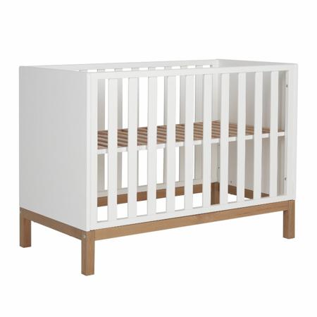 Quax® Otroška posteljica Hip 120x60 White
