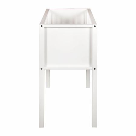 Quax® Otroška posteljica Nordic 90x40 White