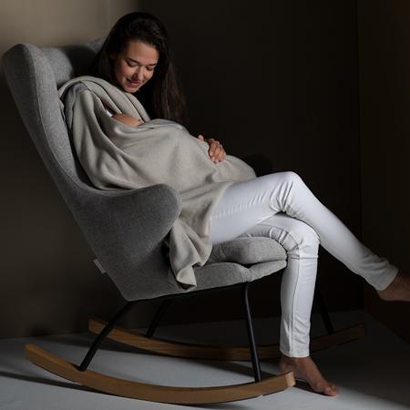 Quax® Gugalnik za odrasle Soft Grey