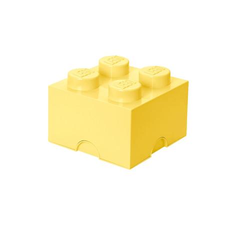 Slika Lego® Škatla za shranjevanje 4 Cool Yellow