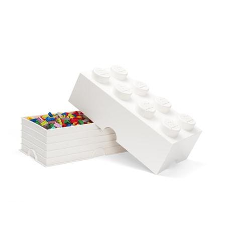 Slika Lego® Škatla za shranjevanje 8 White