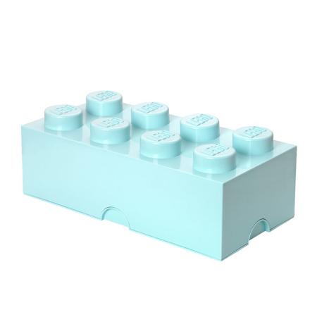 Slika Lego® Škatla za shranjevanje 8 Aqua