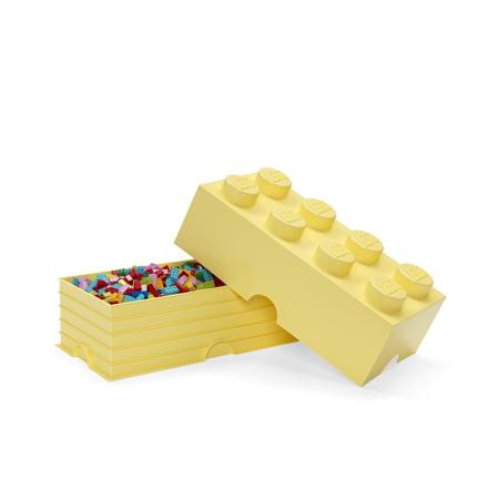 Lego® Škatla za shranjevanje 8 Cool Yellow