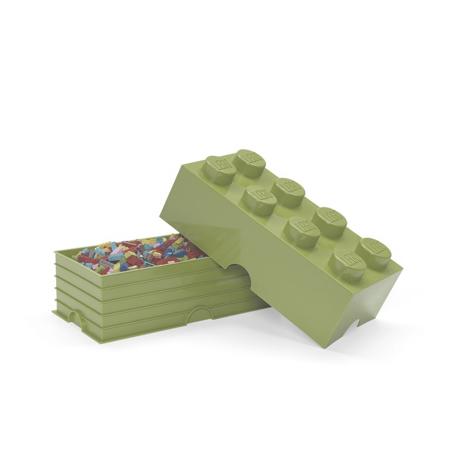 Slika Lego® Škatla za shranjevanje 8 Spring Yellowish Green