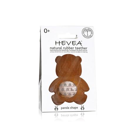 Hevea® Grizalo Panda iz naravnega kavčuka